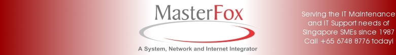Masterfox :: A System, Network and Internet Integrator
